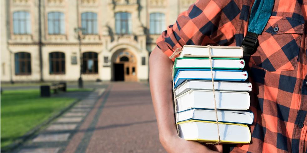 COVID-19 and College Admission Webinar