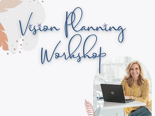 Vision Planning Workshop