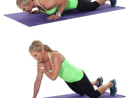 Isolation Mini-Workout 9 - Tap it out!
