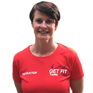 Claire Relly,  instructor at Get Fit Today
