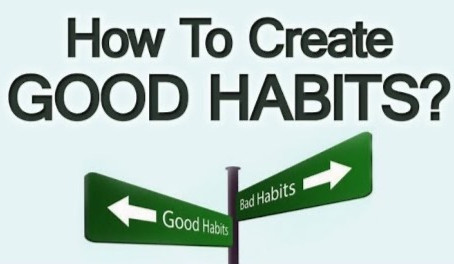 How to create a fitness habit!