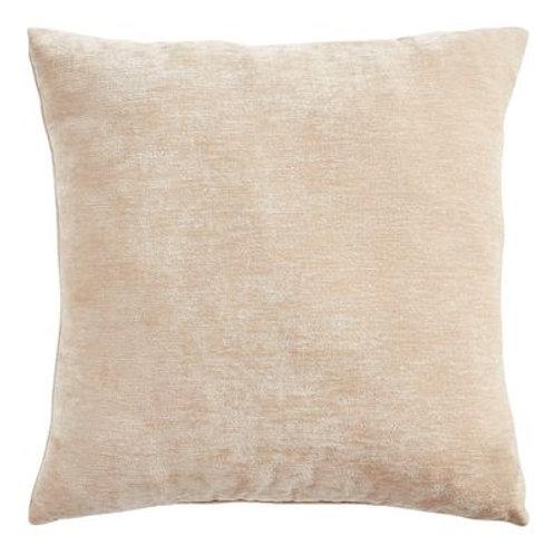 Ivory Chennile Pillow