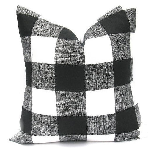 Gingham Check ThrowPillow