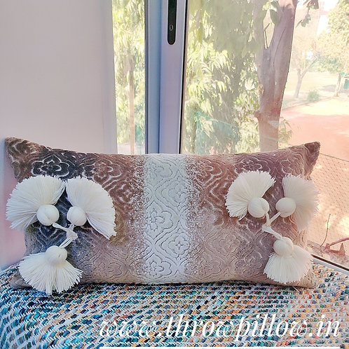 Sea Shells Rectangular Cushion