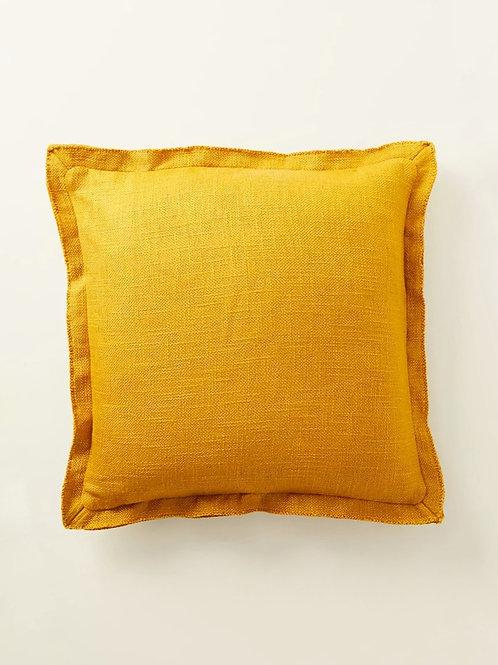 Mustard Oxford Stich Solid Cover