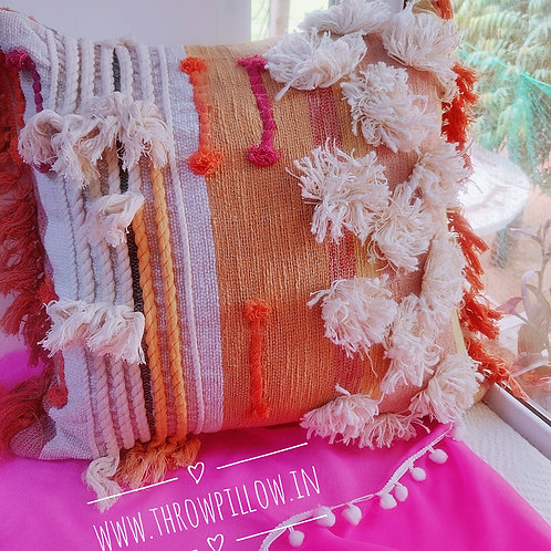 Boho Chic Throwpillow