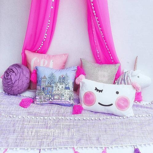 Girl bedding combo