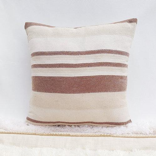 Mud Striped Cushion