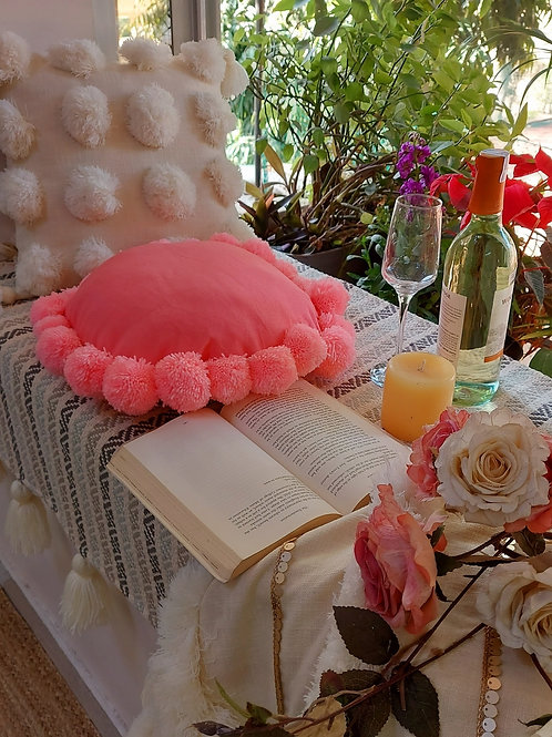 Baby Flower Cushion Cover