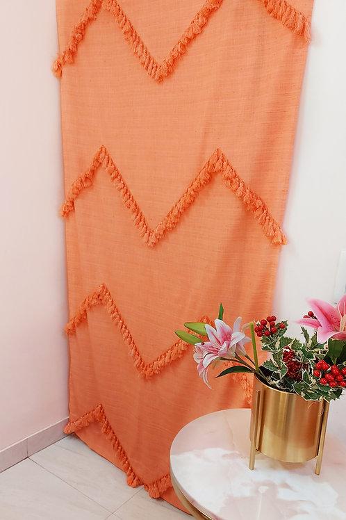 Boho Tassel Curtain