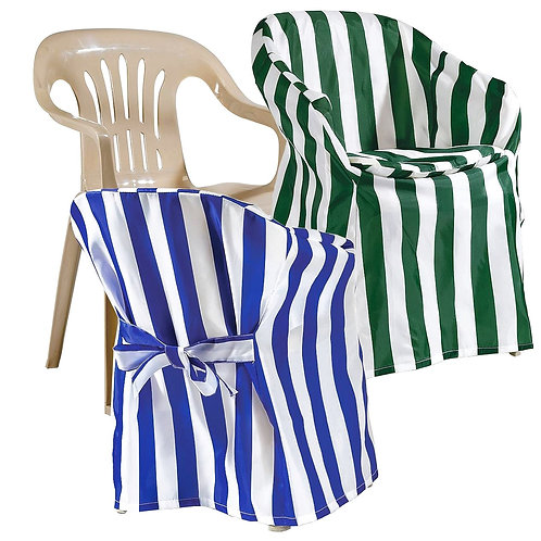 Outdoor Chair Covers with Seat Cushion
