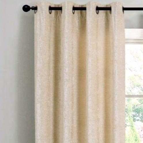 Luxe Chenille Solid Curtains
