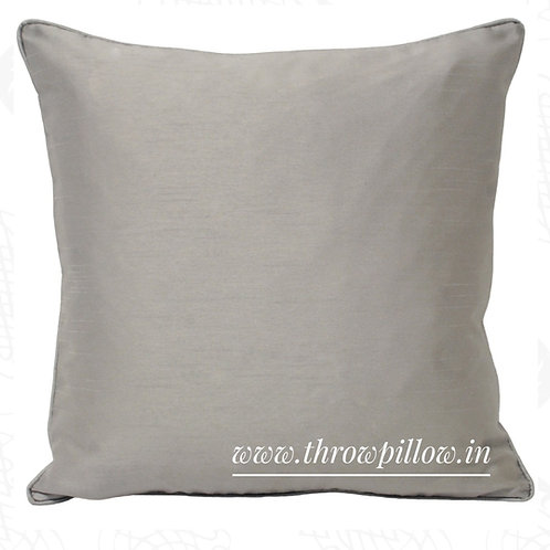 Grey Luxe Cushion Cover