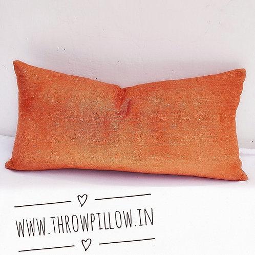 Monarch Orange Rectangular Cushion-12x24