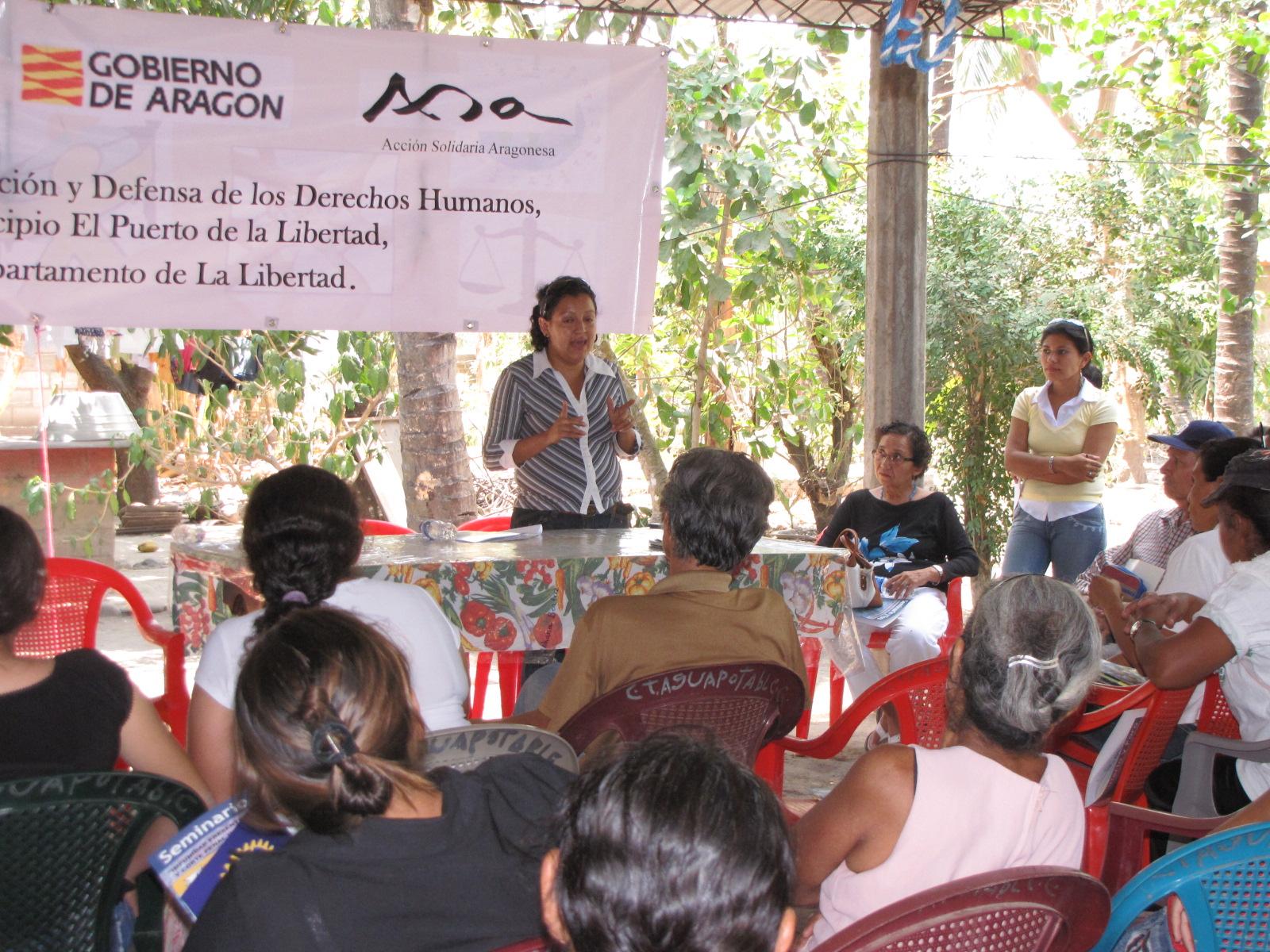 COMISIÓN DE DD.HH EL SALVADOR
