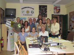 Voluntarios de ASA