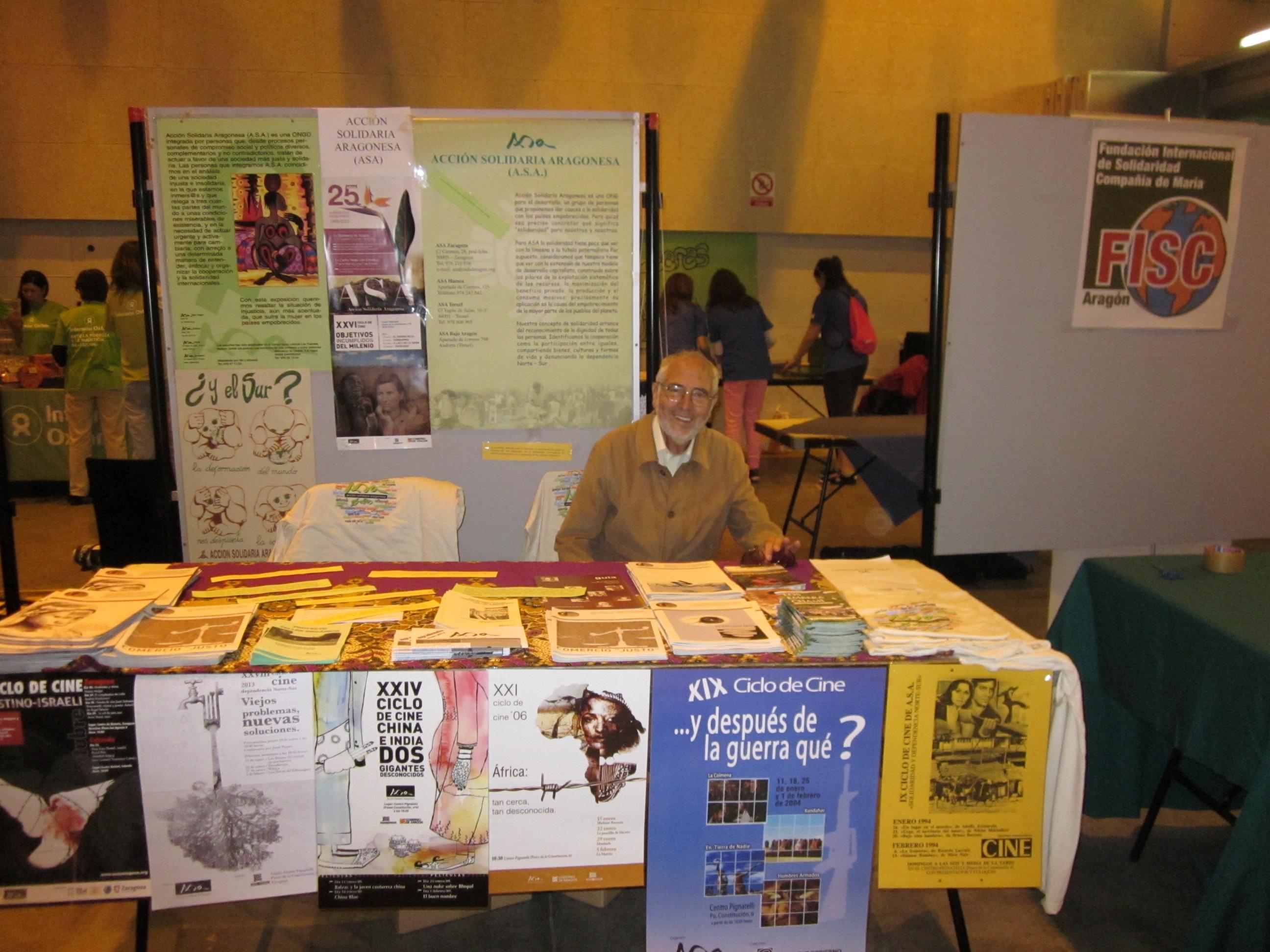 Joranada Solidarizar 2012