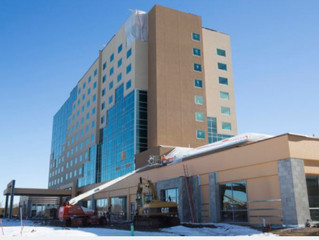 New Hyatt Regency hotel, conference center nears completion in north Aurora