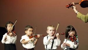 Suiza incorpora la formación musical en su constitución