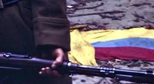 Cine Colombiano: Cesó la horrible noche
