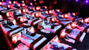 Salas de cine fuera de serie