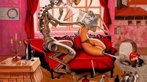 Adrian Borda, surrealismo clásico y moderno
