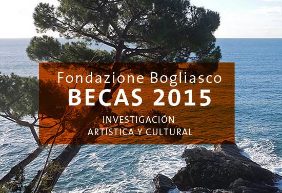 fundacion_bogliasco_investigacion_artistica_cultural_becas_2015_italia_octubre_2