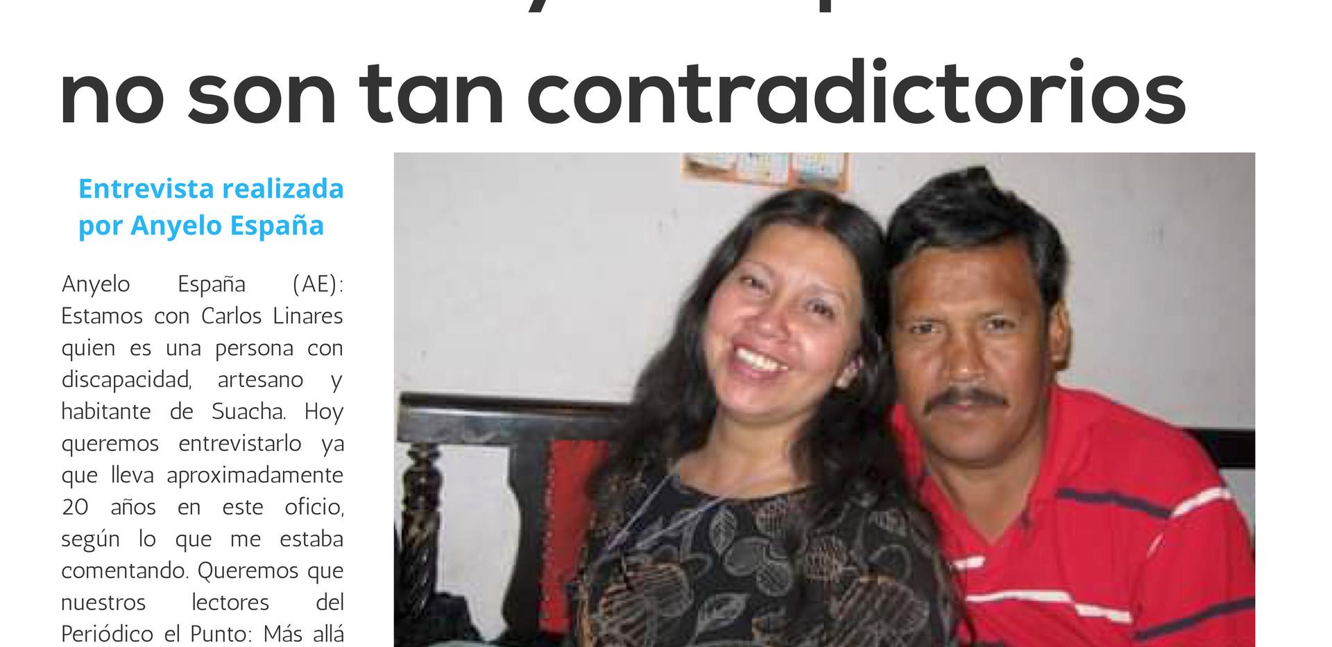 """2-Periódico """"El Punto"""" No.2"""