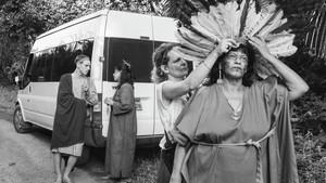 Proyecto teatral con personas sin tierra en Brasil