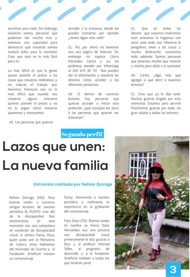 """3-Periódico """"El Punto"""" No.2"""