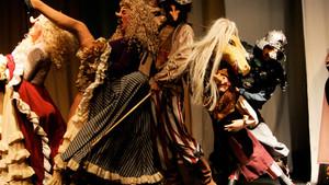Teatro: El dorado colonizado