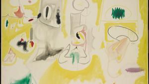 El Arte de la Bienaventuranza de Arshile Gorky