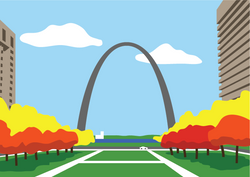 STL Arch Grounds