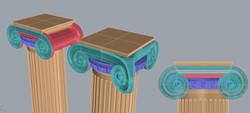 Column Modeling