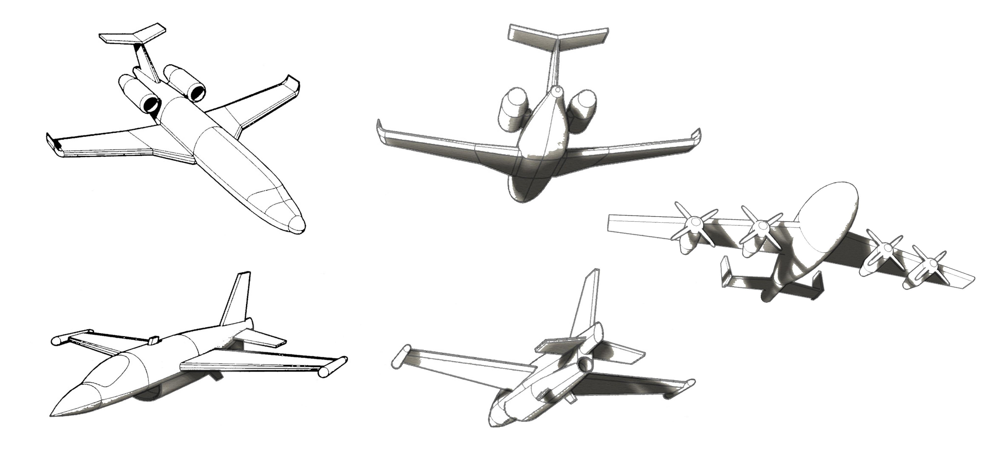 Jet Models 2