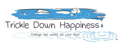 Trickle Down Happiness Logo