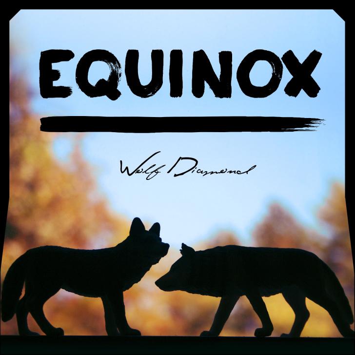 Wolf Diamond Album Art
