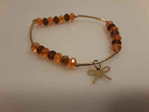 bracelet rainbow lace