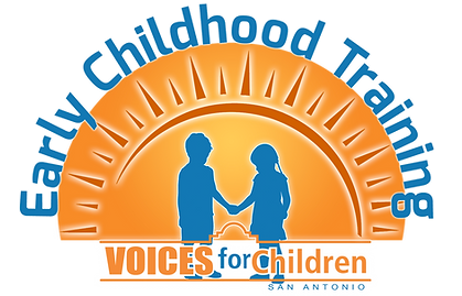 Voices Early Childhood Training Logo