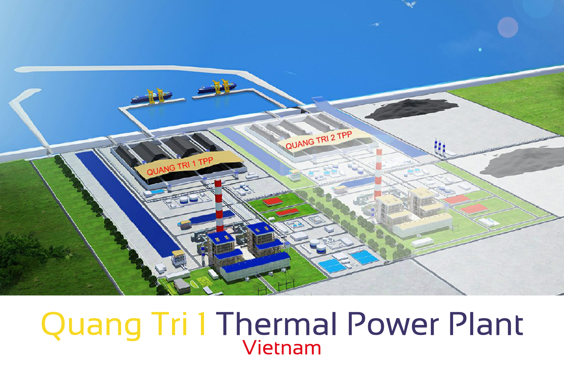 Quang Tri 1 Thermal Power Plant Projectc