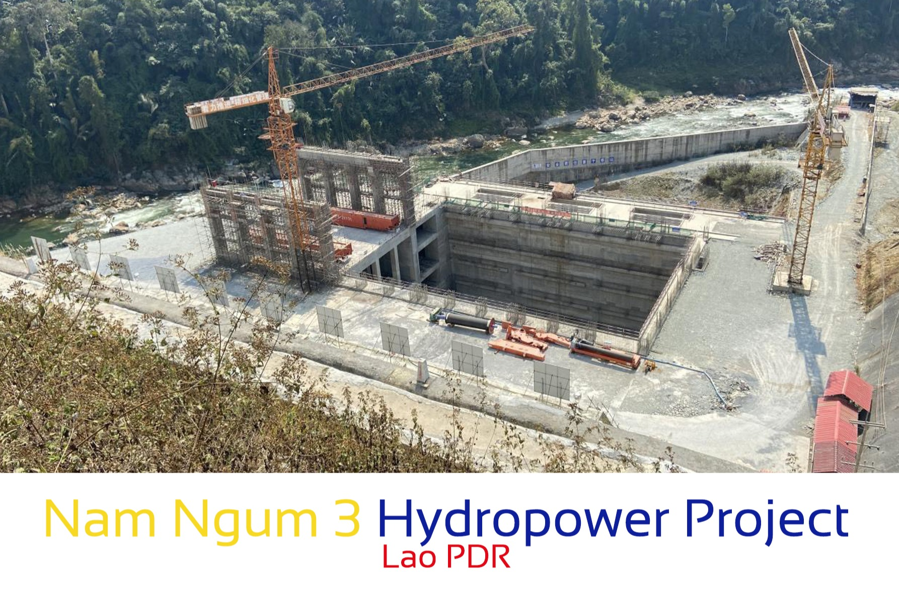 Nam Ngum 3 Hydropower Project