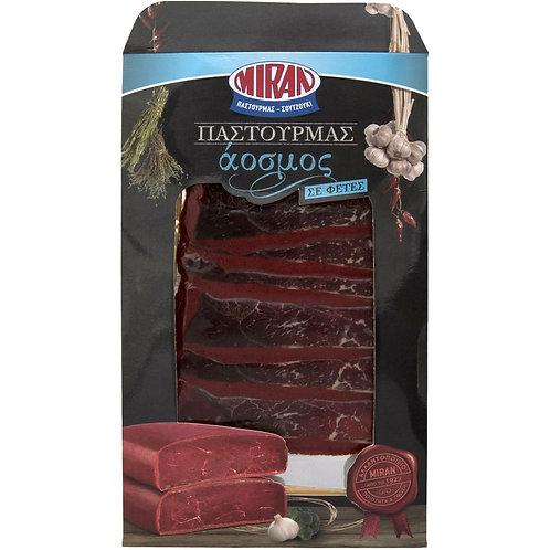 Miran Pastourma Beef Aosmos slices - kg