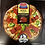Thumbnail: Miran whole meal Pitsa with Pastourma