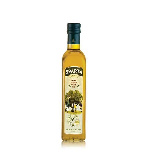Sparta Gold Extra Virgin Olive Oil - 750ml