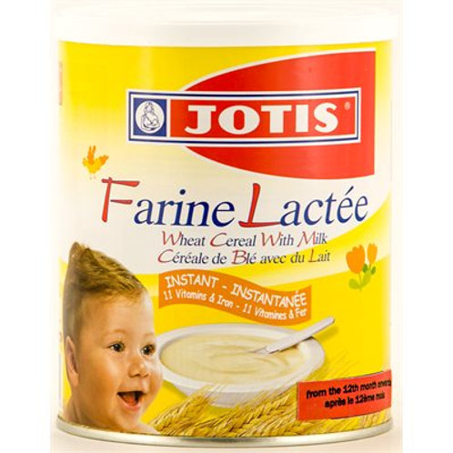 Jotis Cereal Wheat with milk - 300gr