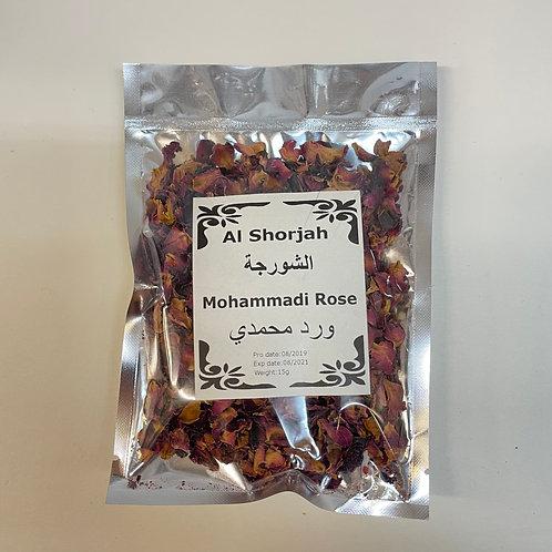 Dry Rose Petals - 15gr