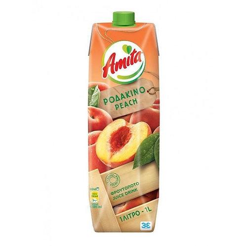 Amita Peach 1L - 1L