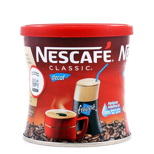 Nescafe Frappe Original Decaf - 100gr