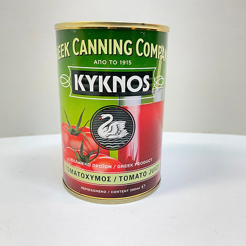 Kyknos Tomato Juice tin - 390ml