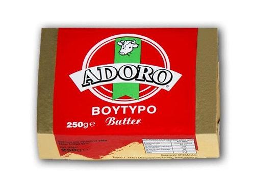 Adoro Butter Unsalted - 250gr
